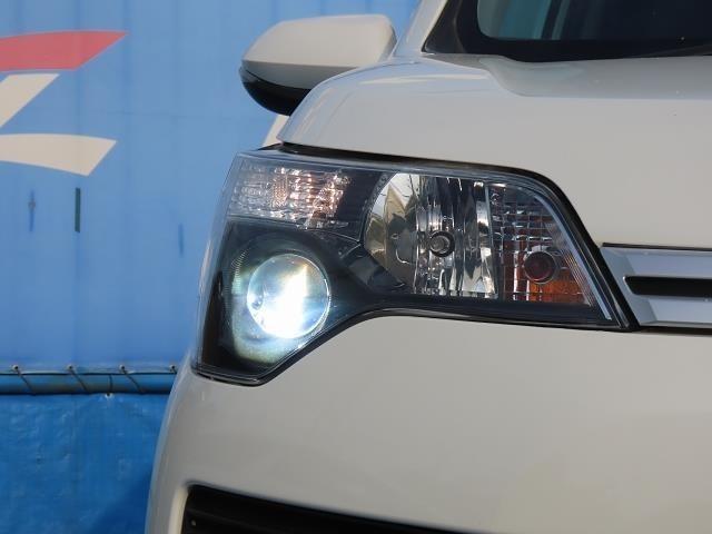 HIDヘッドライト☆優れた明るさで夜間の走行や歩行者の発見など安全面でも効果を発揮するヘッドライトです!