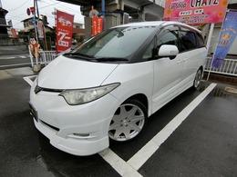 トヨタ エスティマ 3.5 アエラス Gパッケージ 両PWドア PWバックドア