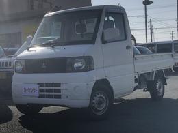 三菱 ミニキャブトラック エアコン パワステ 車検令和4年10月 軽自動車