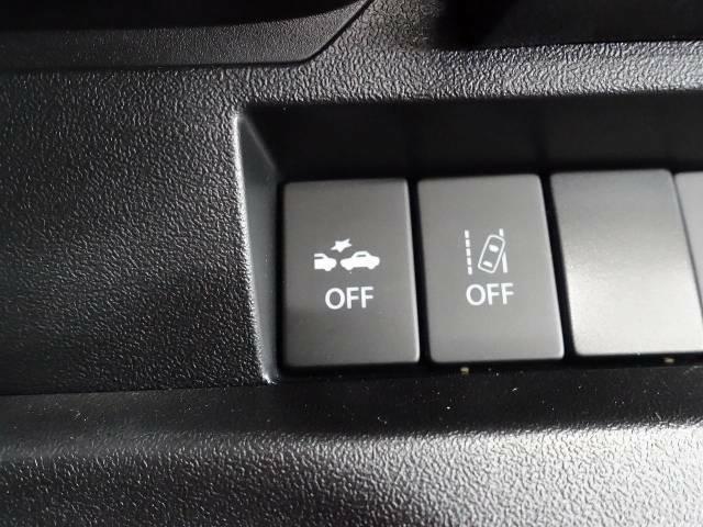 ブレーキアシスト『レーザーレーダーが障害物を検知し、衝突を回避できないと判断した場合に、ブレーキが作動。追突などの危険を回避、または衝突の被害を軽減します。』