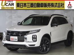 三菱 RVR 1.8 ブラック エディション 2WD 禁煙 黒アルミ 誤発進抑制 クルコン