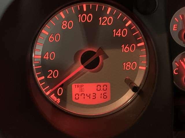 距離は走っていますが、整備はしっかりしていますのでご安心してお乗りいただけます!