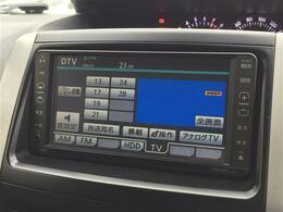 ・スマートキー・プッシュスタート・純正HDDナビ(CD/DVD/フルセグ/MSV)・バックカメラ・クルーズコントロール・左側パワースライドドア・ETC・パドルシフト