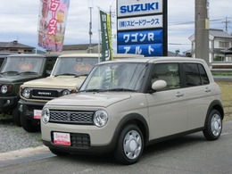 スズキ アルトラパン 660 モード 届出済未使用車前後自動ブレ-キシ-トヒ-タ-