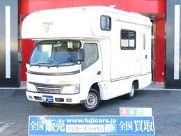 トヨタ カムロード グローバル キング FFヒーター ソーラー ボイラー サブバッテリー