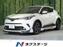 トヨタ C-HR ハイブリッド 1.8 G 純正ナビ モデリスタ シーケンシャル