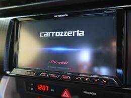 ●【カロッツェリア製SDナビ】装備!フルセグ視聴・DVD再生・bluetooth接続などオーディオ環境もご満足頂ける1台です♪