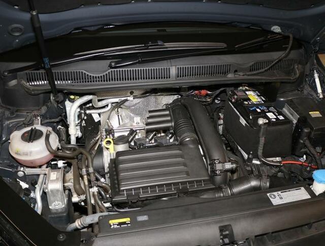 1.4リッターターボエンジン。