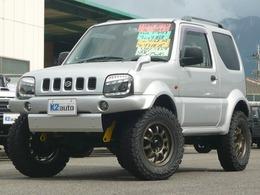 スズキ ジムニーワイド 1.3 JZ 4WD 3インチリフトアップ 5MT
