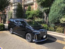 トヨタ アルファード ハイブリッド 2.5 エグゼクティブ ラウンジ S 4WD モデリスタエアロ&エキゾースト