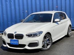 BMW 1シリーズ M140i HDDナビ・Bカメラ・レッドレザーシート