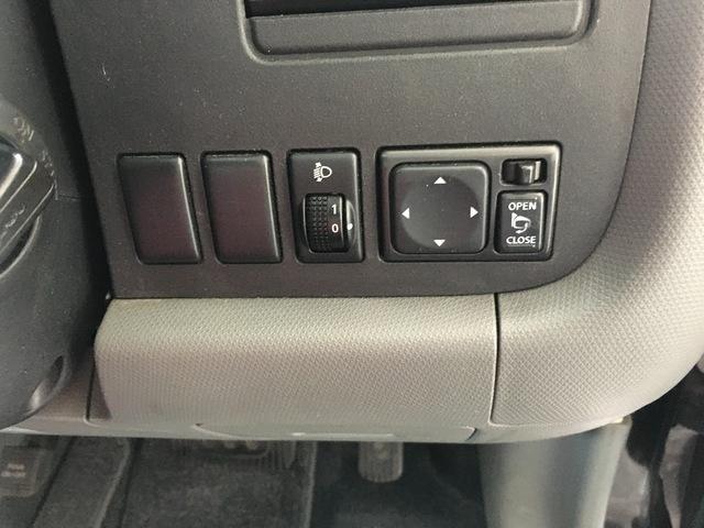 運転しながらミラーの微調整が可能です!