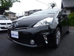 トヨタ プリウスα 1.8 S チューン ブラック ナビ・TV・Bカメラ・ETC・Pスタ