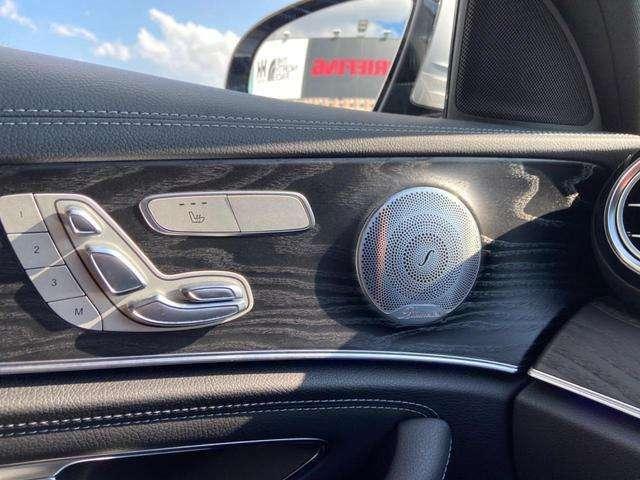 ドイツのハイエンドオーディオメーカー「ブルメスター」が装備されており、高再生音質となり没入感を体感出来ます。