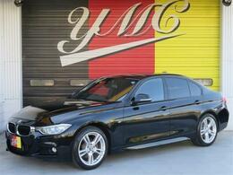 BMW 3シリーズ 320d Mスポーツ インテリジェント 18AW 純正ナビ