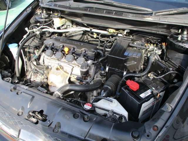 機関部良好☆エンジンも快調です♪ご納車の前には整備点検をおこないますのでご安心下さい!