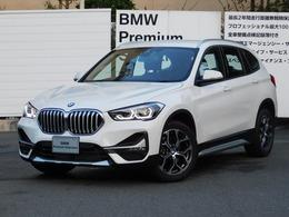 BMW X1 xドライブ 18d xライン 4WD 認定中古車 元弊社デモカー ACC 禁煙