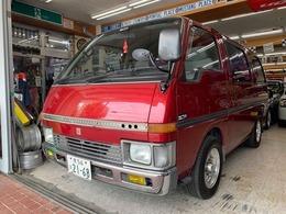 いすゞ ファーゴ ワゴン D-TB 5MT 1オーナー サバイバー個体(奈シングルNo)