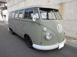 フォルクスワーゲン タイプII Rusty 前期最終 整備済 ETCドラレコ New足廻りブレーキ系タイヤキャブ
