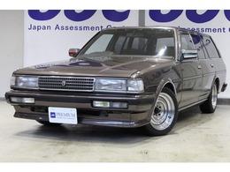 トヨタ マークIIワゴン 2.0 LG バン登録 リアシート付