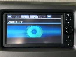 Bluetooth接続!お好みのオーディオソースで好きなBGMを聴きながら楽しくドライブしましょう♪