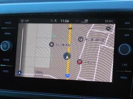 Volkswagen純正インフォテイメントシステムDiscover Pro搭載。8インチタッチスクリーンで高い視認性とスムーズな操作性を実現。車両を総合的に管理する総合システム。App-Connect