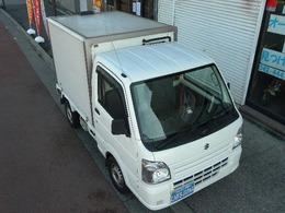 スズキ キャリイ 660 冷凍車 1WAY -5℃・ワンオーナー・A/C・PS・5速