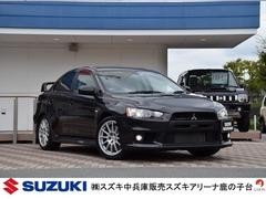 三菱 ランサーエボリューション の中古車 2.0 GSR X プレミアム 4WD 兵庫県神戸市北区 258.9万円