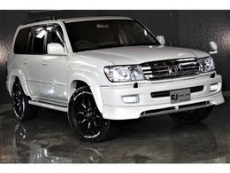 トヨタ ランドクルーザー100 4.2 VXリミテッド Gセレクション ディーゼルターボ 4WD 1ナンバー/後期ルック/新品タイヤ&AW