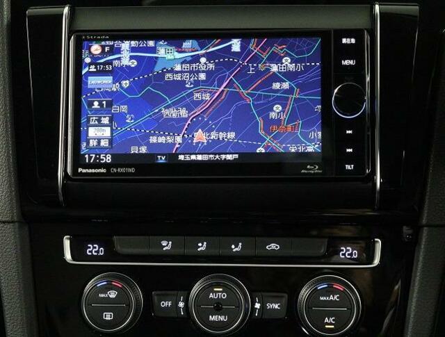 ストラーダRX01WD