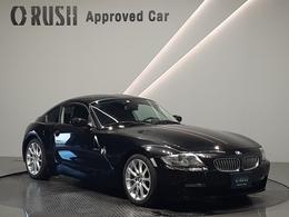 BMW Z4クーペ 3.0si 黒レザー 純正17AW キセノン 禁煙車