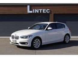 BMW 1シリーズ 118i セレブレーション エディション マイスタイル 400台限定 ブラックレザーシート 禁煙車