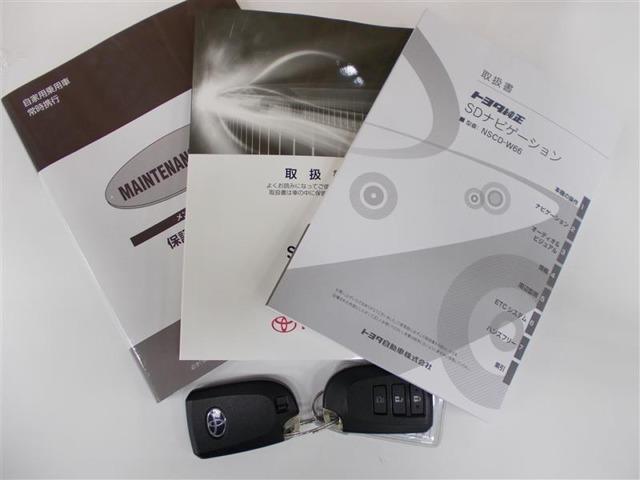 車両取扱説明書・メンテナンスノートも完備です!安心の一台を選ぶ際、とても大事な項目です(^^♪