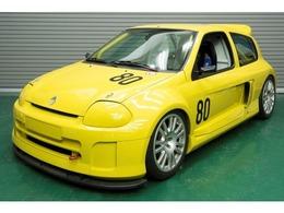 ルノー クリオ RS V6 24V トロフィー