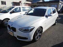 BMW 1シリーズ 120i スポーツ 純正HDDナビ