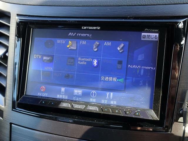 Bluetooth接続も可能です☆快適で楽しいドライビングを実現します♪