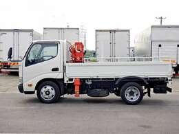 車両総重量6205kg 最大積載量3000kg