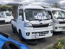 スバル サンバートラック 660 TC 三方開 4WD グランドキャブ キーレス フォグ