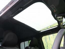 タフト独自の開放感を生み出しているのは、前席の頭上に大きく広がるガラスルーフ「スカイフィールトップ」