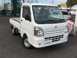 スズキ キャリイ 660 KCエアコン・パワステ 3方開 4WD 4WD 5MT