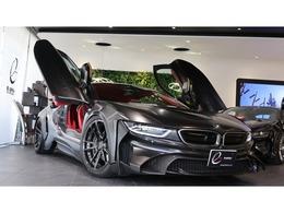 BMW i8 ベースモデル 弊社元デモカー フルラッピング 内装総張替