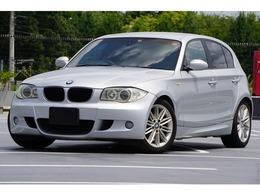 BMW 1シリーズ 118i Mスポーツパッケージ 車検2年 禁煙ハーフレザー HIDイカリング