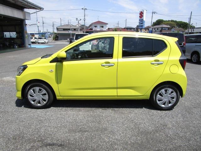 レモンスカッシュクリスタルM 外装も程度良好な車両です。