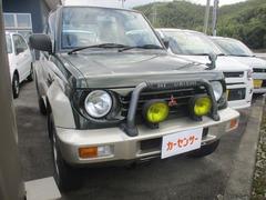 三菱 パジェロジュニア の中古車 1.1 ZR-II 4WD 徳島県小松島市 60.0万円
