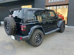 Jeep正規ディーラーならではの厳選された高品質な認定中古車!専門のサービステクニシャンによるご納車前整備71項目点検!