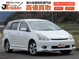 トヨタ ウィッシュ 1.8 X Sパッケージ ワンオーナーHDDナビキーレスHIDETC