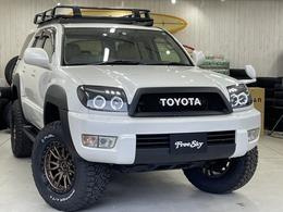 トヨタ ハイラックスサーフ 3.4 SSR-G 4WD 新品インチMTタイヤ 新品17インチAW