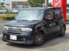 日産 キューブ の中古車 1.5 15X Vセレクション 茨城県筑西市 56.1万円