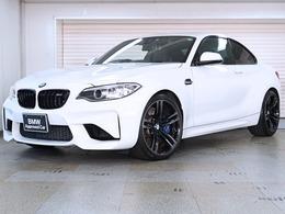 BMW M2クーペ M DCT ドライブロジック ハーマンカードン 黒革 19インチAW