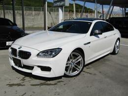 BMW 6シリーズグランクーペ 640i Mスポーツパッケージ 純正20インチAW/ムーンルーフ